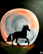 Night Horse (Kids 8 and up)