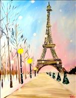 *NEW ART* Paris Snow