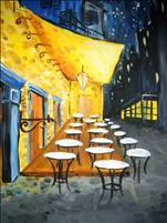 Van Gogh's Cafe (Adults 18+)