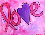 Pink Ribbon Love