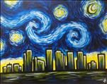 Starry Night Over Phoenix