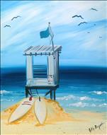 Customize Your Lifeguard Stand