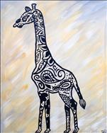 Paisley Giraffe - All ages welcome