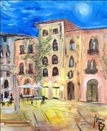 Tuscany Cooking and Painting Vacation--min age 18