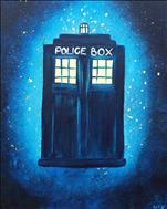Public Class ~ Time and Space - Dr. Who!