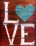 Love (Heart, Beach or Wine! 4 options! $25!)