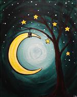 Crescent Moon Dream Tree