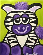 Ziggy the Zebra - Kid's Summer Class!