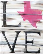 *NEW* Pink Texas Love