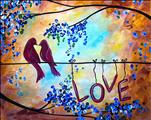 Love Song Single OR Couples Painting
