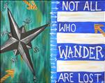 Not All Who Wander are Lost - Open Class