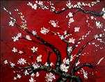 NEW ART! Almond Blossom