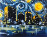 Starry Night Over Dayton:PWAP