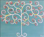*Kids Class* A Curly Tree