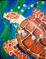 SUMMER KIDS CAMP: Save Our Sea Turtles