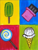 KIDS CAMP! Candy Land - POP Art Treats!