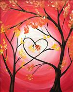 Love Trees for Mommy & Me-Valentines FUN! 6+