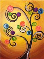 Whimsey Tree of Light