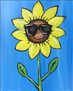 Cool Sunflower--Kid's Camp!