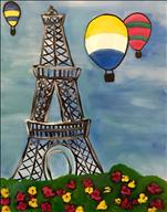 Public Class ~ Balloons Over Paris