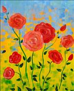 AFTERNOON ART: Spring Roses