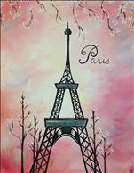 Paris in Springtime (OPEN TO ALL AGES!)