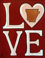 Arkansas Love 2 ($35)