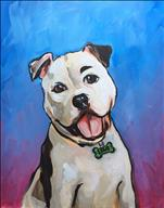 Great Holiday Gift. Paint your Pet