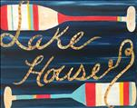 Lake House Oars: CUSTOMIZE YOUR OWN