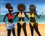 Girlfriends United Beach Party