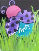 *ALL AGES* Neon Lady Bug (Pick your Colors)