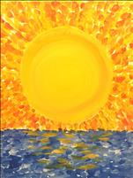 Open Class - Van Gogh Sunshine - ALL AGES WELCOME
