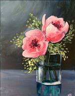 Manic Monday - Posh Poppies - $10 Off