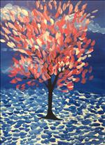 **KIDZ CAMP**  Van Gogh Peach Tree