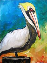 NEW ART! The Pelican