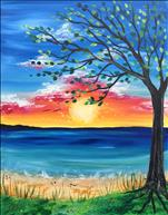 **MANIC MONDAY** Summer Sunset ($35)