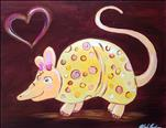 Kidz Class: Amy the Armadillo ($25)
