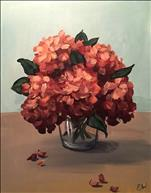 Fall Hydrangeas (Pick Product/2x Paint Points)