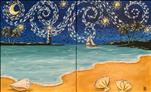 Starry Beach - Couples or Pick One!