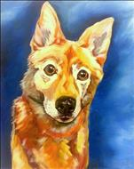Next Class Oct 11th! Paint Your Pet