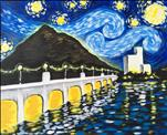 Starry Night Over Tempe