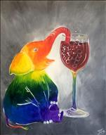 Wine Wednesday! Fully Inspired Elephant <3