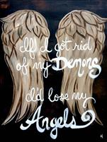 Daryl's Angels & Demons