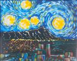 Starry Night Over Diamondhead
