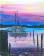 Carolina Sailboat Sunset (Ages 10+)