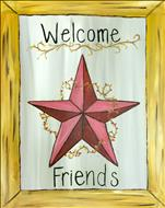 PUBLIC: WELCOME FRIENDS!