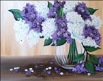 SPRING BOUQOUETS - Lovely Lilacs
