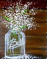 Baby's Breath Bouquet TEENS AND UP WELCOME