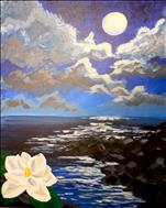 **NEW ART** - Moonlit Magnolia