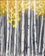 Mimosa Morning! Golden Aspens ($35)